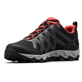 Columbia Peakfreak X2 Outdry Chaussures Femme, black/daredevil